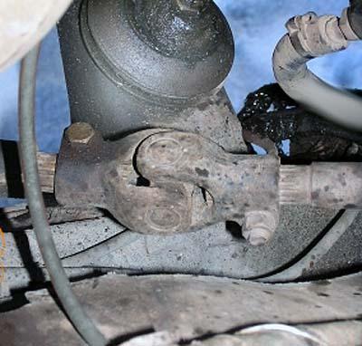 Крестовина рулевого вала УАЗ